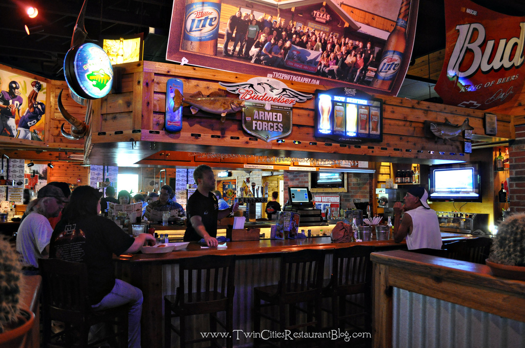 Texas Roadhouse  Coon Rapids  Mn
